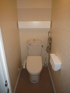 超節水トイレアメージュVとエコカラット