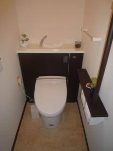 マンショントイレ、INAXのPita(ピタ)