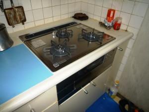 ダッチオーブン対応ガスコンロ(2)