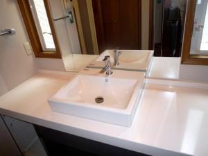 ベッセル式洗面器