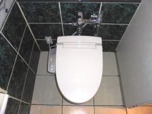 パブリック用シャワートイレ