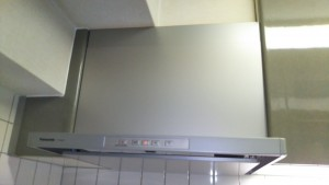 キッチン・浴室・トイレの換気扇取替え