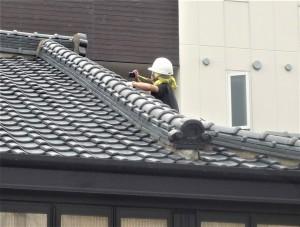 ②屋根の点検