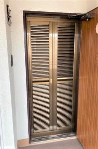 玄関網戸(クールドア)
