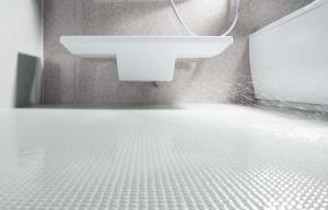 ③浴室洗い場除菌床ワイパー