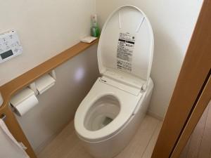 トイレ便器・食洗器取替え