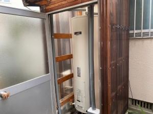 電気温水器取替え工事